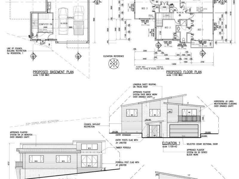 Omega Place Plan